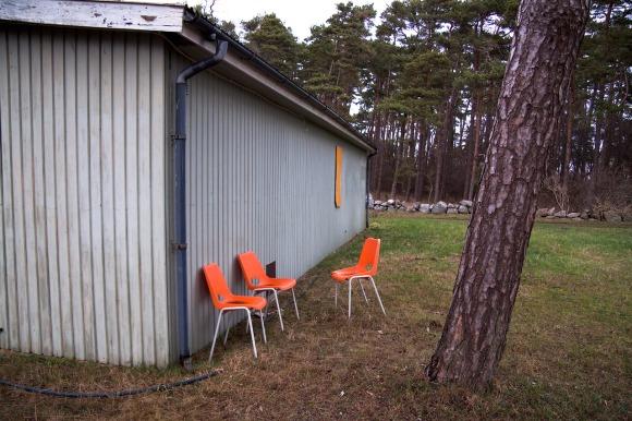 Stolar på Sandvik, Öland.