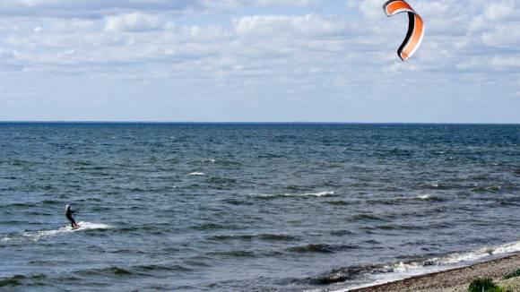 Kitesegling