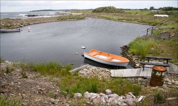 småbåtshamn